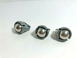 Lego Three Ev3 Technic Ball Pivots Works With Sets 45544, 9398, 45560, 8110