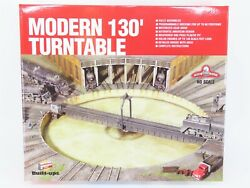Ho Scale Walthers Cornerstone Series 933-2829 Assembled Modern 130' Turntable
