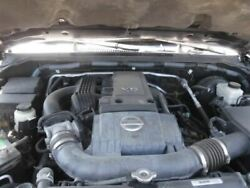 Automatic Transmission 6 Cylinder King Cab 4wd Fits 08 Frontier 17429879