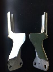 Hot Rod Accessory Chopped Pair Roadster Windshield Stantion 1920s