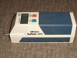 Mitutoyo Surftest Profilometer - 211 Surface Roughness Gage
