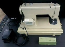 Sears Kenmore 5186 Portable Sewing Machine Vintage Small Parts 1 Amp Motor E.c.
