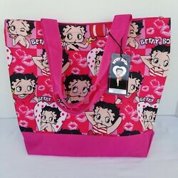 Betty Boop Tote Bag Purse With Coin Purse