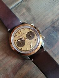 Bell And Ross Bellytanker El Mirage Chronograph Limited 21/100 Ex.