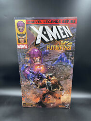 Wolverine And Sentinel Marvel Legends X-men Days Of Future Past Very Rare