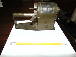 Vintage 1919 Us Military Dandy Automatic Feed Pencil Sharpener Working Condition