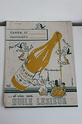 Antique Guards Book Oil Lesieur By Herve Collection Advertising