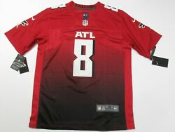 New Kyle Pitts 8 Atlanta Falcons Game Limited Menand039s Jersey Red