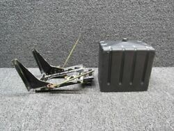 402013-6 Grumman Aa-5a Battery Support Tray W/ Aftermarket Cover