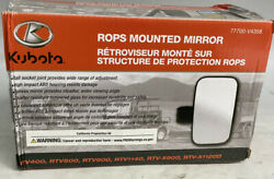 Rearview Mirror For Rops Kubota Models Only