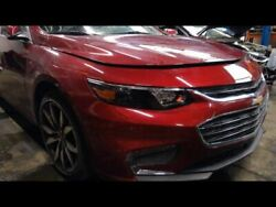 Front Clip With Park Assist Opt Ud5 Fits 16-18 Malibu 1213994