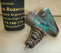 1-1/2hp Olds Exhaust Valve Cage Assembly Hit And Miss Gas Engine Part No. 1a5