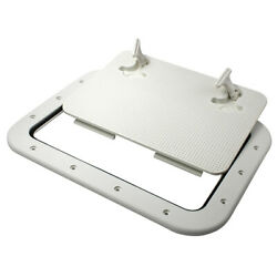 High Quality Abs Plastic Deck Access Hatch And Lid For Marine/ Boat/ Sailing