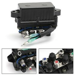 3pin Trim And Tilt Relay For Yamaha 30-90hp Outboard Engine 6h1-81950-00-00 40ejrs