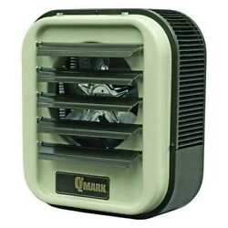 Qmark Muh254 Electric Wall And Ceiling Unit Heater, 480v Ac, 3 Phase, 25.0 Kw