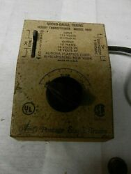 Aurora Postage Stamp Trains Hobby Transformer 4949, Tested, Works, Small Problem