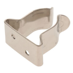 304ss Stainless Steel Marine Boat Hook Holder Clips -5/8 Inches To 1 Inches Pipe