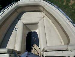1994 Chris Craft 197 Open Bow Cushions And Wall Pieces Back Rests 8 Pieces