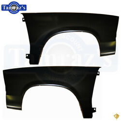 For 78-81 Malibu And El Camino Front Fender - Pair Lh And Rh New