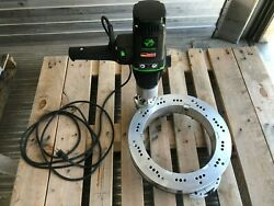 Tri Tool 610sb Low Profile Clam Shell Pipe Beveling System