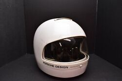 Porsche Design Motorcycle Car Vintage Helmet Space Age 911 Classic Rider 80and039s S