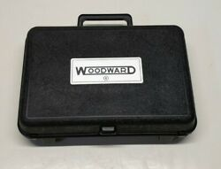 Woodward Hand Held Programmer With Carrying Case 9905-292