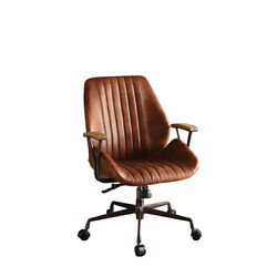 Ergonomic Executive Office Chair Task Chair Swivel Office Chair W/ Wheels And Arms