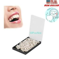 Dentistry Professional Rear Porcelain Teeth Temporary Crown Oral Care Universal