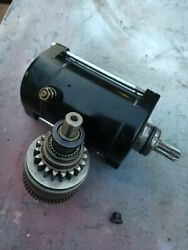 Oem Starter And Drive For Yamaha Sportboat Exciter Ls2000 Lx2000 Gp1200 Gp 1200
