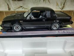 Gmp 1986 Buick Grand National 118 Scale Diecast Part 8005 Nib Peachtree