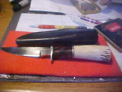 Indianapolis Knife Maker Sava Handcrafted Knive Sava Damlovac Investment Qlty
