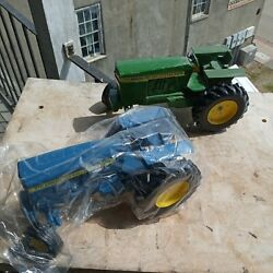 Ertl 1/16 Vintage John Deere Collector 1986 1984 Toy Show Tractor Farm Toy Lot