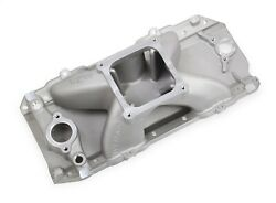 Weiand Pn 7621 Track Warrior Intake Manifold 3000-7500 Rpm Power Band High Rise