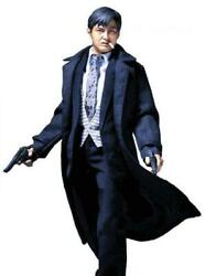 Zc World A Better Tomorrow Mark 1/6 Scale Collectable Action Figure Statue W/box