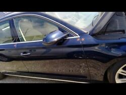 Blue Lz5d Passenger Right Front Door Without Laminated Glass Fits 11-17 Audi A8