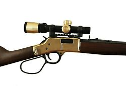 Brass Scope For Henry Big Boy And Henry Lever Action Rifles