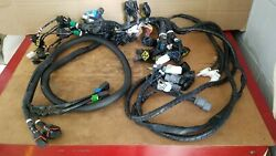 Yamaha Wire Harness 2 Dec Control Nj0922-00 Triple Engine Fly By Wire Harness