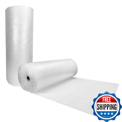 Bubble Cushioning Wrap Roll 48 Wide X 200 Ft 5/16 Bubbles Packaging Moving