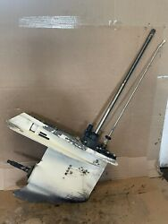 """Johnson Evinrude 90 115 Hp Outboard V4, 25""""lower Unit Gearcase Foot"""