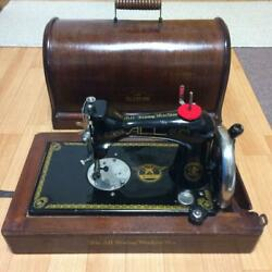 Showa Retro Antique All Manual Sewing Machine Collection Japan Rare F/s Junk