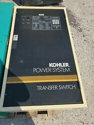 225a Kohler 480v 3ph Automatic Transfer Switch Ats For Generator