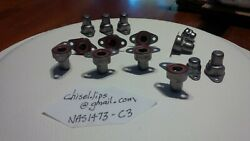 Encapsulated Nutplates Stainless Nas1473c3 And Nas1474c3 And Other Sizes
