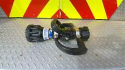 Handline 3 Inch Fire Hose Nozzle With Playpipe Handle