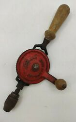 Vintage Hand Drill Egg Beater Style Made In England