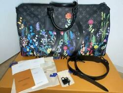 Louis Vuitton Keepall Bandouliere45 Nichola Jesquiere 2020 Spring Summer Limited