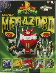 Legacy Mighty Morphing Power Rangers Megazord 2013 20th Anniversary