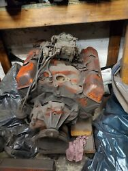 1977 Chev Camero Z28 350 Engine 4 Bolt Main All There