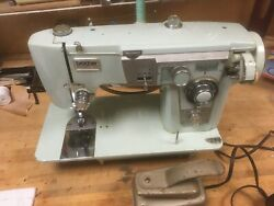 Vintage Brother Project 211 Sewing Machine - 1.4 Amp Motor - All Metal - Unique