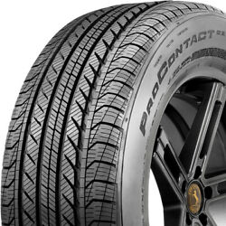 4 Tires Continental Procontact Gx Ssr 235/45r19 95h Moextended A/s Run Flat