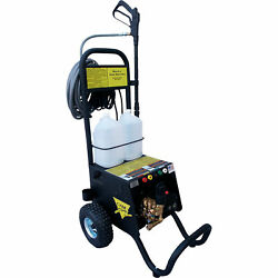 Cam Spray Electric Cold Water Pressure Washer- 1500 Psi 3.0 Gpm Model 1500 Mx2